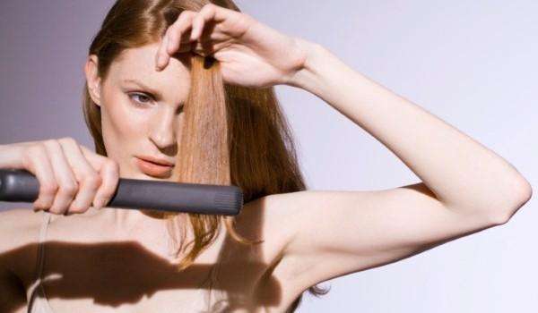 Kako ispeglati kosu3