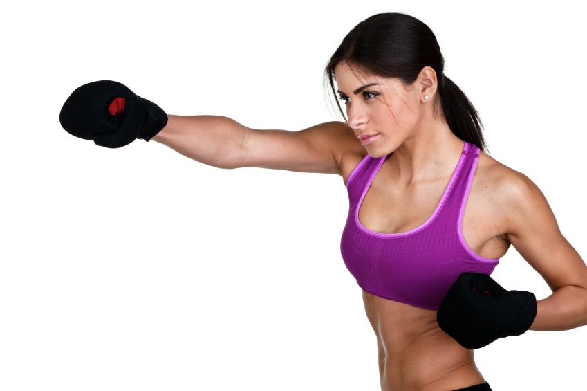 Kik-boks za žene2