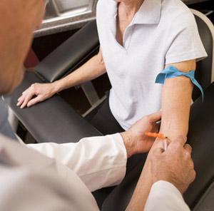 Kako popraviti krvnu sliku1